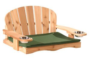 Outdoor Dog Furniture For Your Log Dog