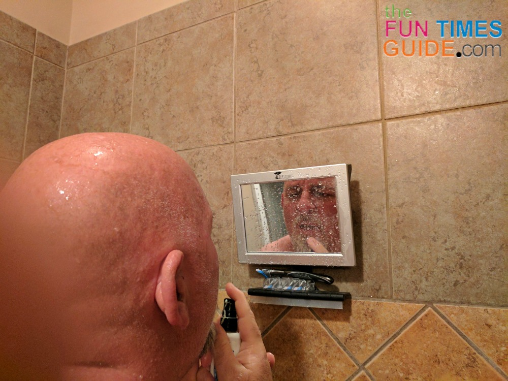 Need A Shower Shaving Mirror? Here's How We Found The Best Anti-Fog Shower Mirror That's Lasted 10+ Years!