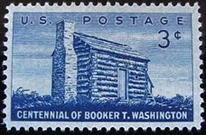 Log Cabins On U.S. Pennies And Stamps