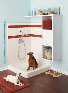 corner-dog-shower