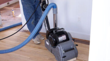 Dustless Hardwood Floor Refinishing – Pros & Cons