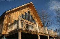 Log Home Kits vs Handcrafted Log Homes: Why We Chose A Log Cabin Kit