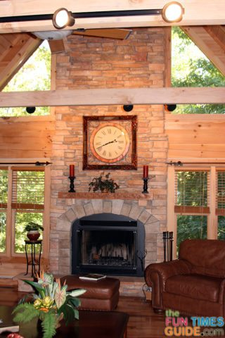 interior-stone-fireplace-chimney-log-home