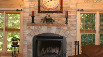 Fireplace Design & Placement Ideas To Help You Answer The Question: Fireplace Or No Fireplace?