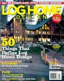Marvelous Log Home Design Magazine