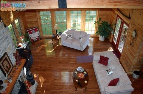 log-home-open-floorplan