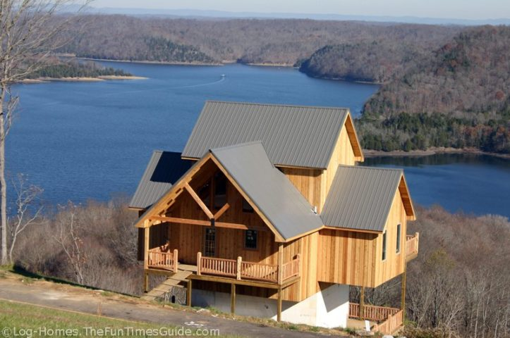 Log Homes And Hurricanes Can A Log Cabin Survive Strong