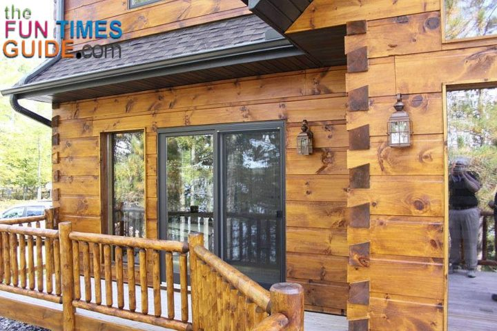 Remarkable Before You Buy A Front Door For Your New Log Home Some Home Interior And Landscaping Ologienasavecom