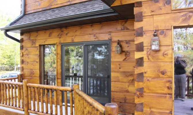 301 moved permanently for Log cabin exterior stain colors