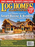 FREE Subscription To Log Homes Illustrated Magazine