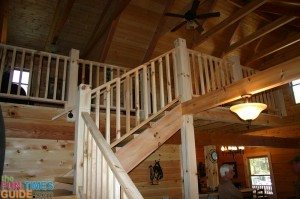 log-staircase-railings