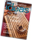 Creative Ideas From Lowe's: 3 Great (…and FREE!) Magazine Subscriptions
