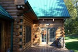 Matt and Melissa's Honest Abe Log Home