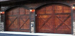 The Great Northern Door Company: A Great Company For Rustic, Wooden Garage Doors