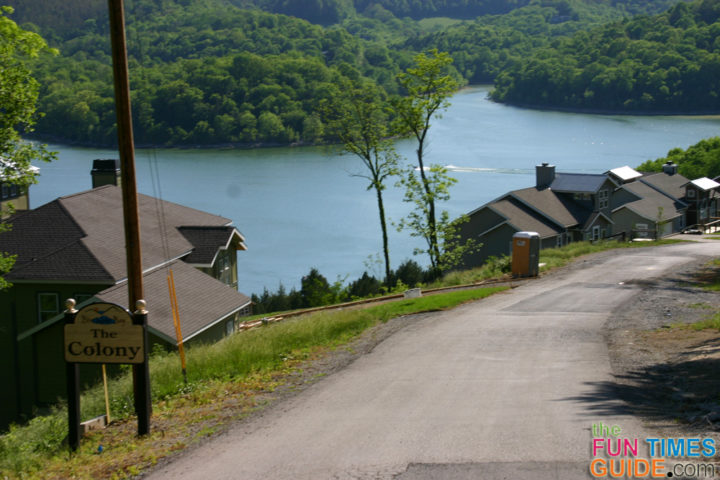 Center Hill Lake Properties For Sale The Log Home Guide