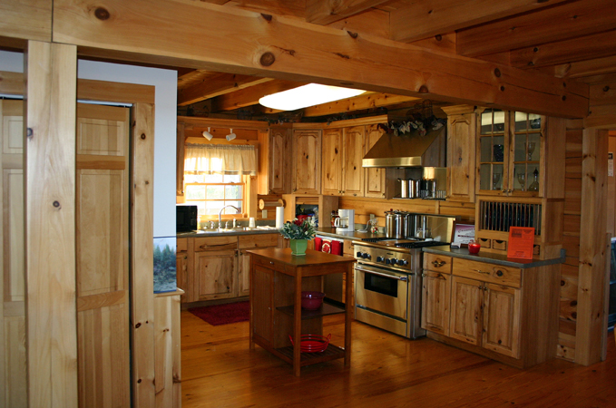 Kitchen Design Remodeling What 39 S Most Important The Log Home Guide
