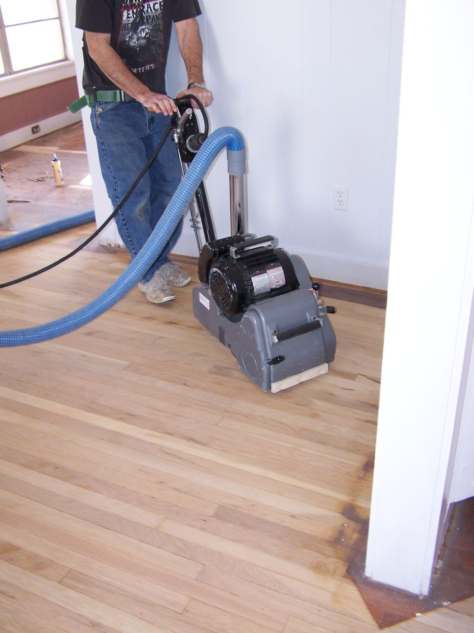 Dustless floor refinishing is a low-cost alternative to refinishing ...