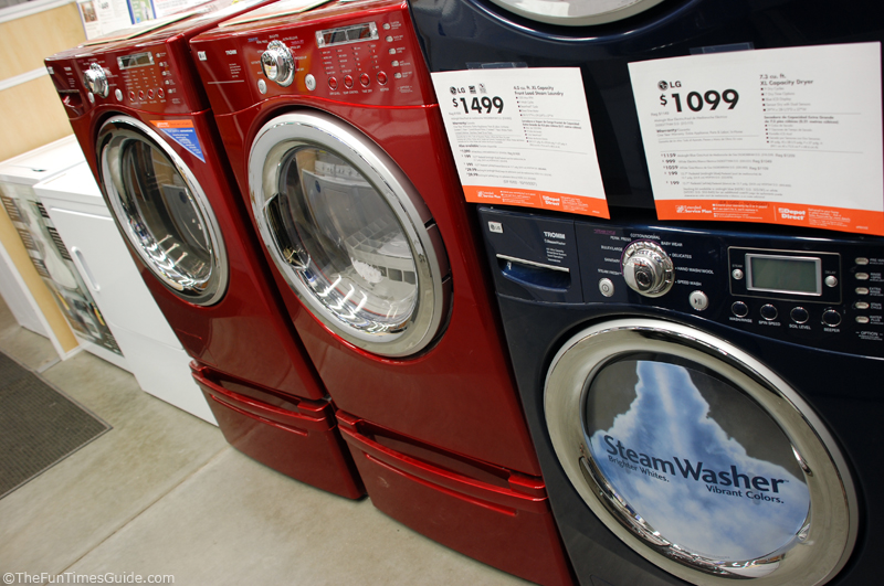 Washer And Dryers Lg Washers And Dryers Reviews