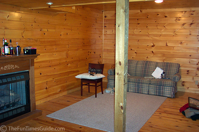 Our First Time Inside A Log Home The Log Home Guide
