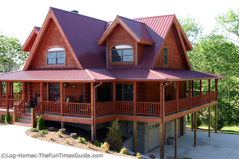 Log Homes On Center Hill Lake Fun Times Guide To Log Homes