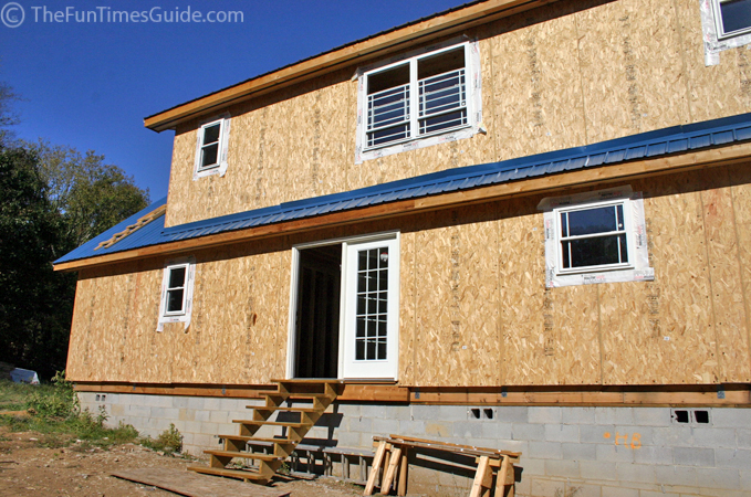 Home Ideas Tin Roof House Plans