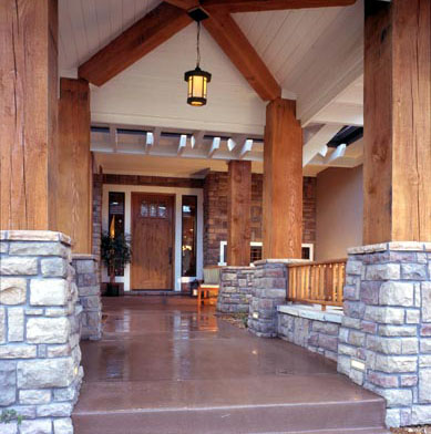 Pictures Of Stone Accents Used In Log Homes Fun Times