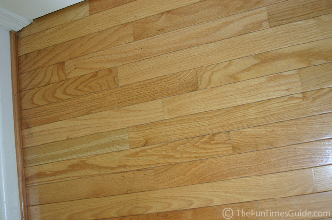 The best hardwood floors if you have dogs the log home guide for Best wood for wood floors