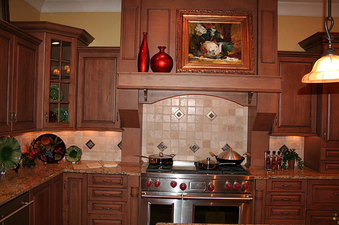 Decoration Ideas For Galley Kitchen In Log Cabin Best