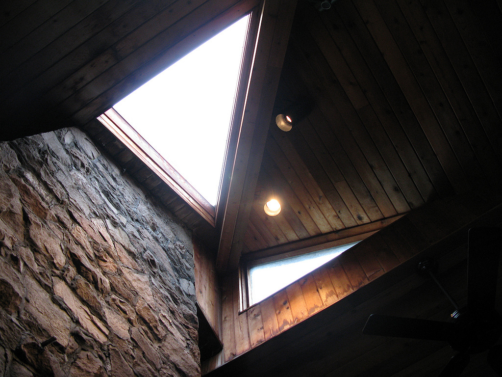 Foyer Window Leak : Are skylight windows a good investment don t they all