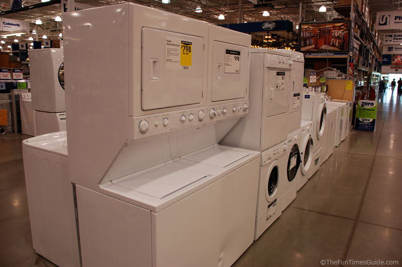 whirlpool stackable washer dryer manual