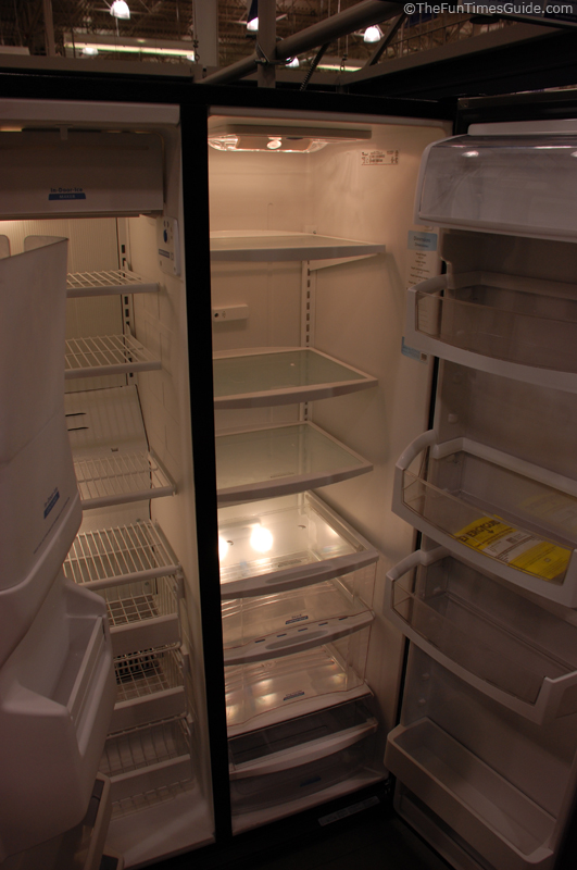 My Review Of Various Side By Side Refrigerators And French
